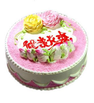祝寿蛋糕/福如东海