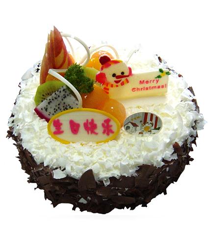 巧克力蛋糕/真爱