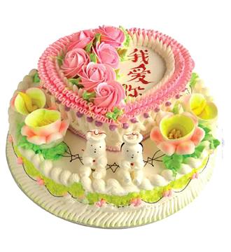 �p�吁r奶蛋糕/青�[�r光