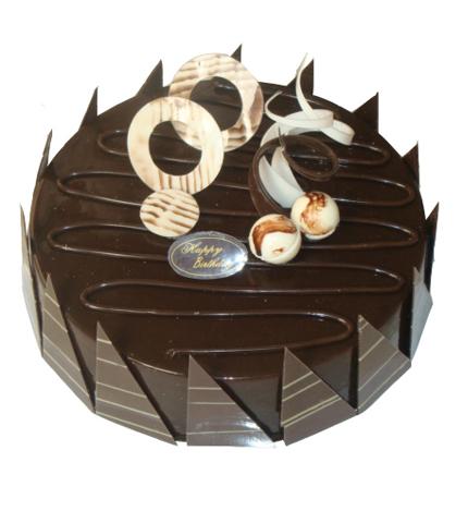 欧式巧克力蛋糕/爱你永久