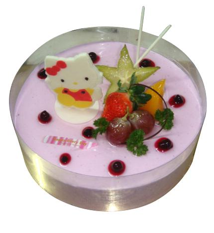 冰激凌蛋糕/自从爱上你
