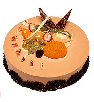 欧式蛋糕/卡布基诺慕思
