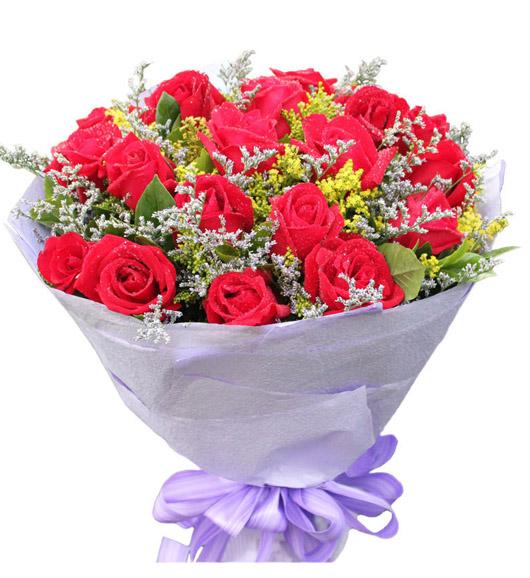 22朵红玫瑰/亲密无间