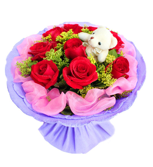 9朵红玫瑰/就只爱你