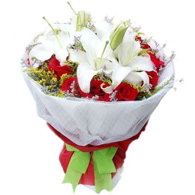 11朵红玫瑰/相恋的心