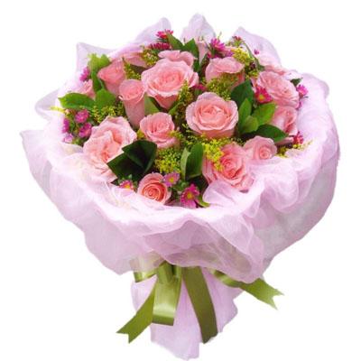 21朵粉玫瑰/爱的祈祷