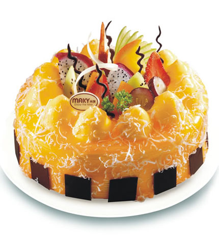 水果蛋糕/阳光海岸