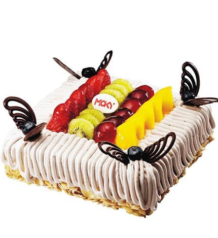 水果蛋糕/自由畅想