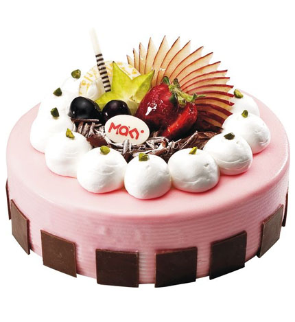 水果蛋糕/简梦年华