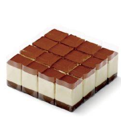 21cake蛋糕/黑白巧克力慕斯