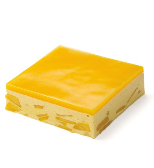 21cake蛋糕/芒果慕斯