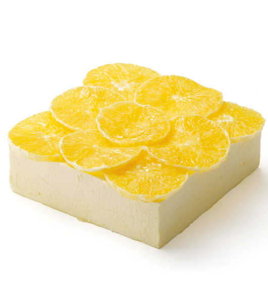 21cake蛋糕/香橙慕斯