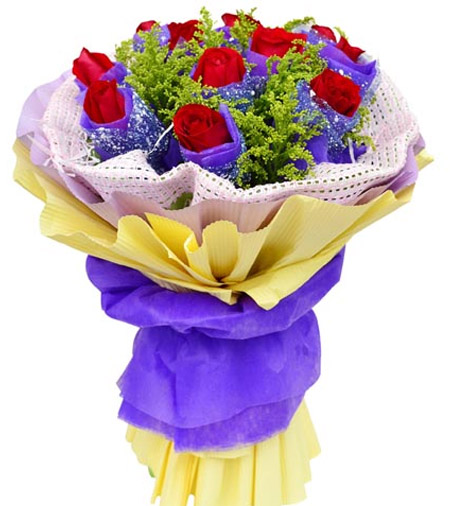11枝红玫瑰/清新的爱