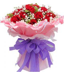 19枝红玫瑰/亲亲爱