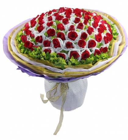 66枝红玫瑰/不变的诺言