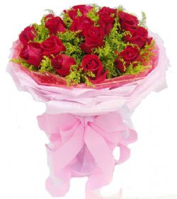 19朵红玫瑰/长相思