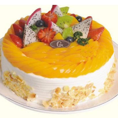 雪贝尔蛋糕/浓情片片