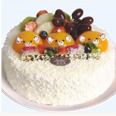 雪贝尔蛋糕/可爱小猪