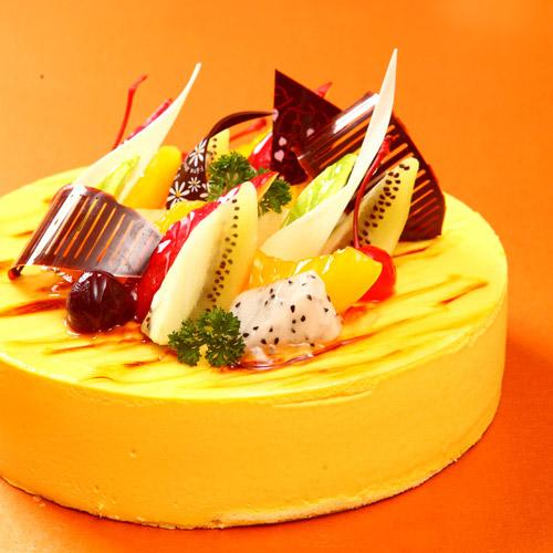 克里斯汀蛋糕/芒果慕斯
