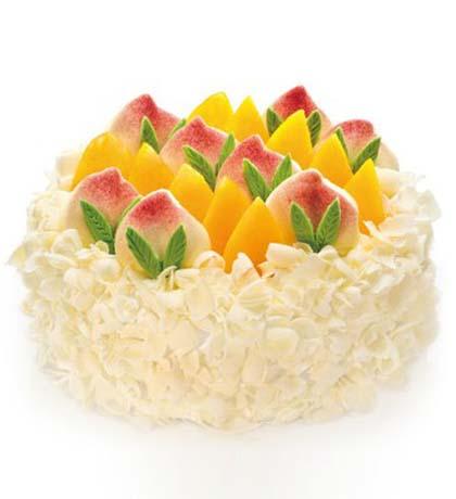 好利来蛋糕/蟠桃祝寿(8寸)