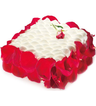 好利来蛋糕/玫瑰之恋(6寸)