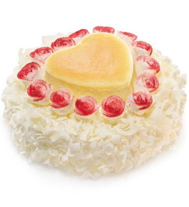 好利来蛋糕/玫瑰爱丽斯(6寸)