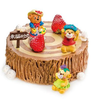 好利来蛋糕/幸福时光(6寸)
