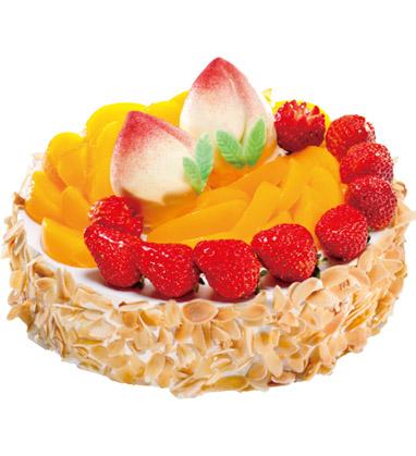 好利来蛋糕/福寿安康(8寸)
