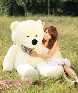 礼品/1.2米泰迪熊