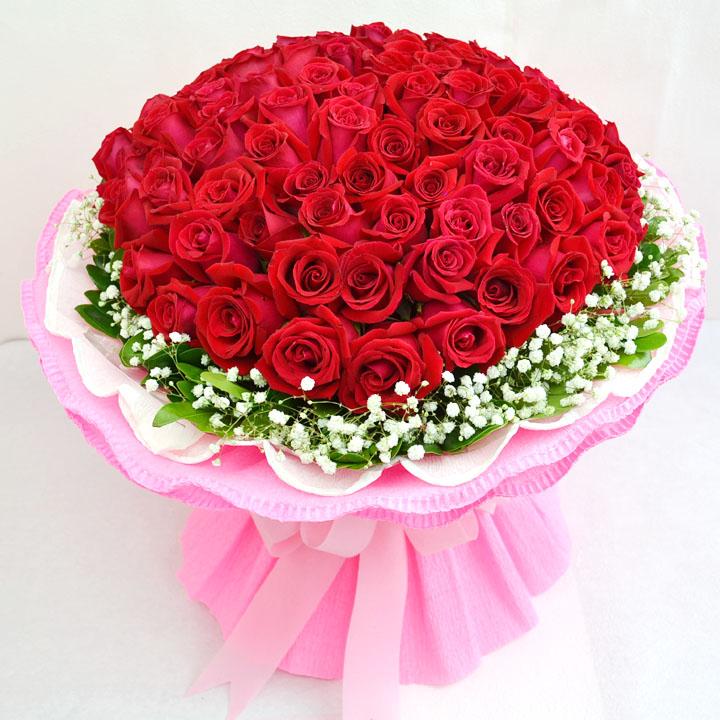 心中有你/99朵红玫瑰