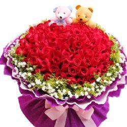 爱如我心/99朵红玫瑰