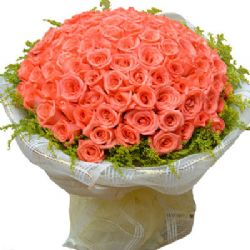 挚爱/99朵粉玫瑰