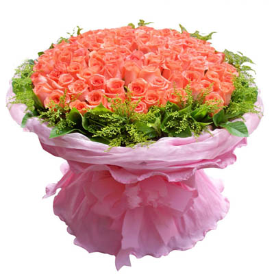 依��/99朵粉玫瑰