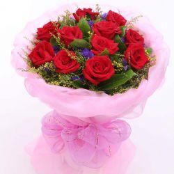 一生一世/11朵红玫瑰