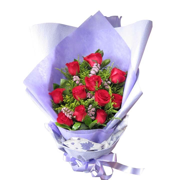 幸福的快乐/11朵红玫瑰
