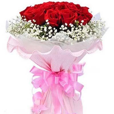 一心一意/11朵红玫瑰