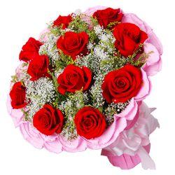 爱你一辈子/11朵红玫瑰