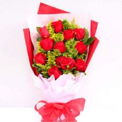 心只有你/11朵�t玫瑰