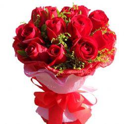 永远快乐/11朵红玫瑰