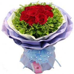 一心一意的爱/11朵红玫瑰