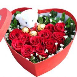 想你/11朵红玫瑰