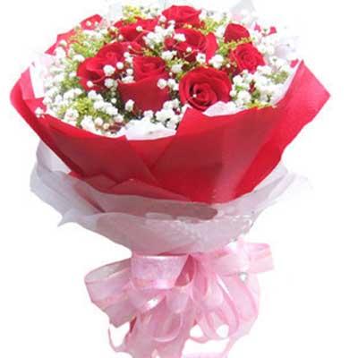 海枯石烂/9朵红玫瑰