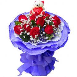 天真的心/11朵红玫瑰