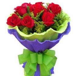 爱情音符/9朵红玫瑰