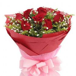 爱你久久/9朵红玫瑰