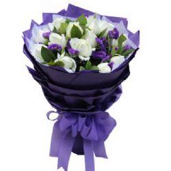 我爱你/11朵白玫瑰
