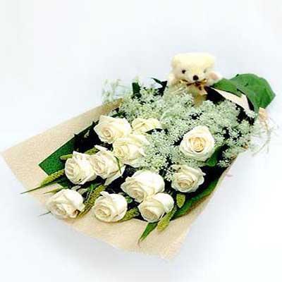 我的心上人/11朵白玫瑰