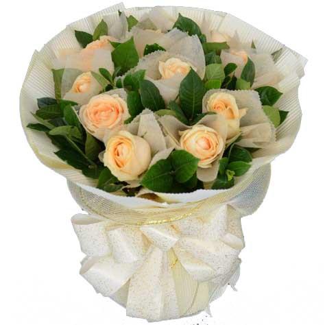 甜蜜���/11朵香��玫瑰