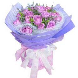 永�h的最��/11朵紫玫瑰
