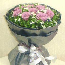 你是我的天使 /9朵紫玫瑰